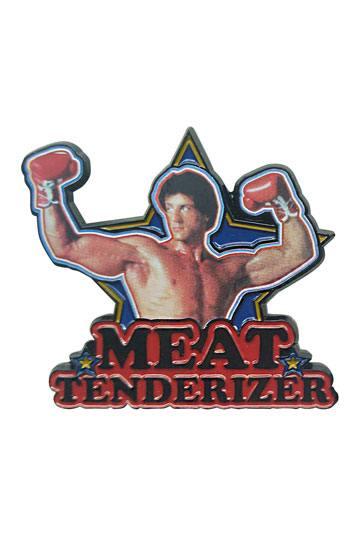 Photo du produit Rocky pin's Meat Tenderizer Limited Edition