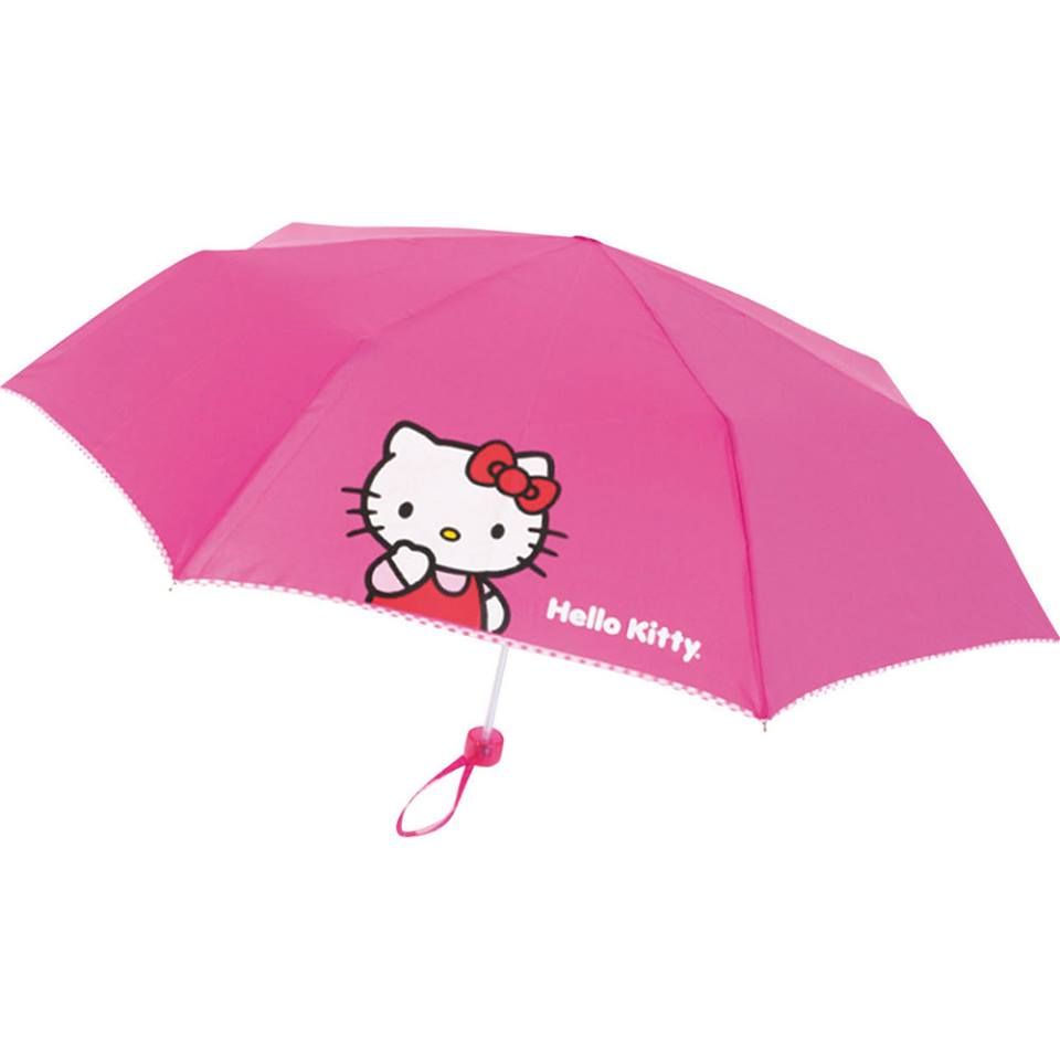 Photo du produit Parapluie Hello Kitty