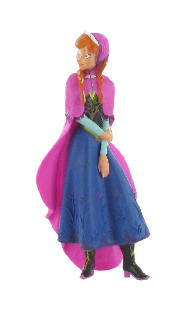 Photo du produit LA REINE DES NEIGES FIGURINE ANNA 9,5 CM