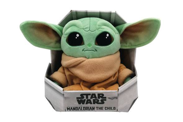 Photo du produit STAR WARS THE MANDALORIAN PELUCHE THE CHILD 25 CM