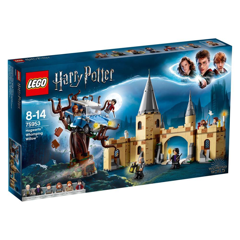 Photo du produit LEGO HARRY POTTER - LE SAULE COGNEUR DU CHÂTEAU DE POUDLARD