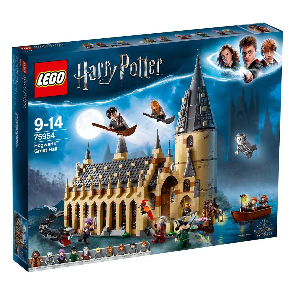 Photo du produit LEGO HARRY POTTER - LA GRANDE SALLE DU CHÂTEAU DE POUDLARD