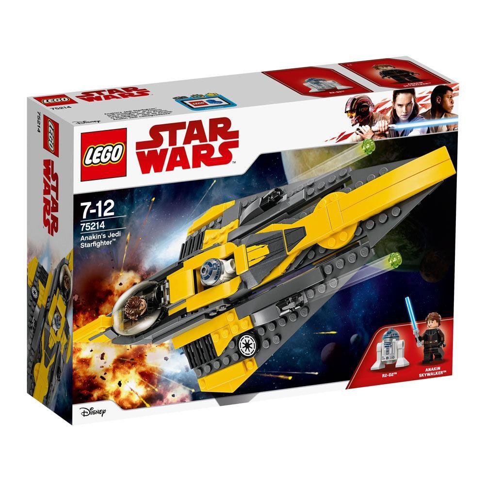 Photo du produit LEGO STAR WARS - ANAKIN'S JEDI STARFIGHTER