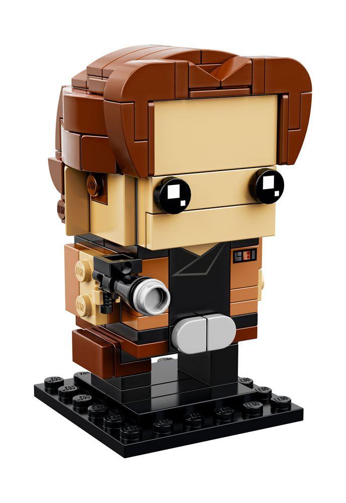 Photo du produit LEGO BRICKHEADZ STAR WARS SOLO -  HAN SOLO