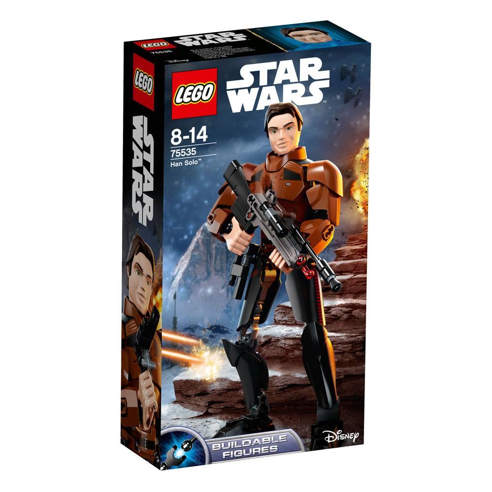 Photo du produit LEGO STAR WARS SOLO FIGURINE HAN SOLO 24 CM