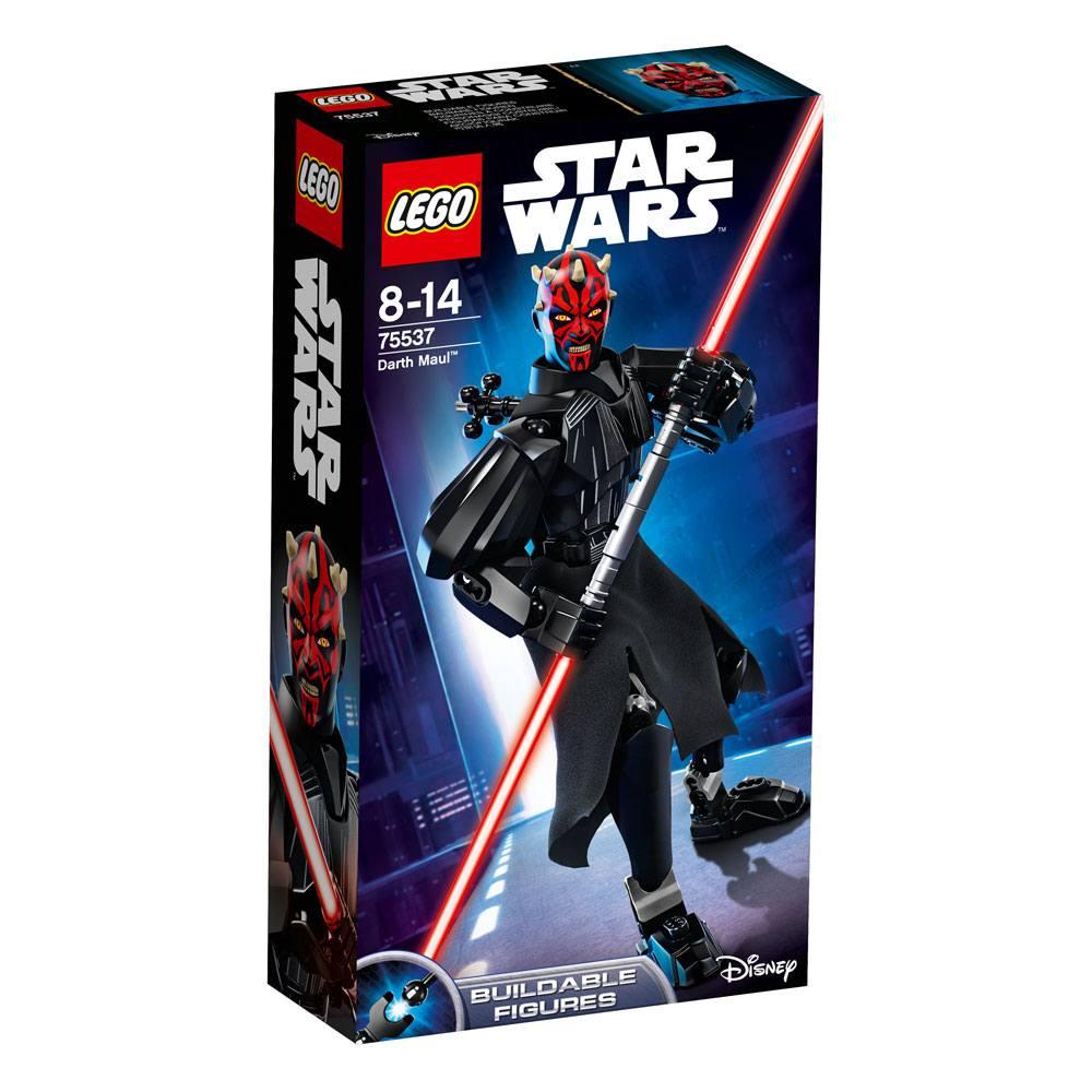Photo du produit LEGO STAR WARS SOLO FIGURINE DARTH MAUL 26 CM