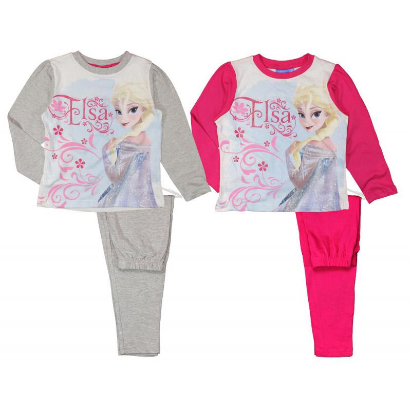 Photo du produit Pyjama manches longues Disney Reine des neiges
