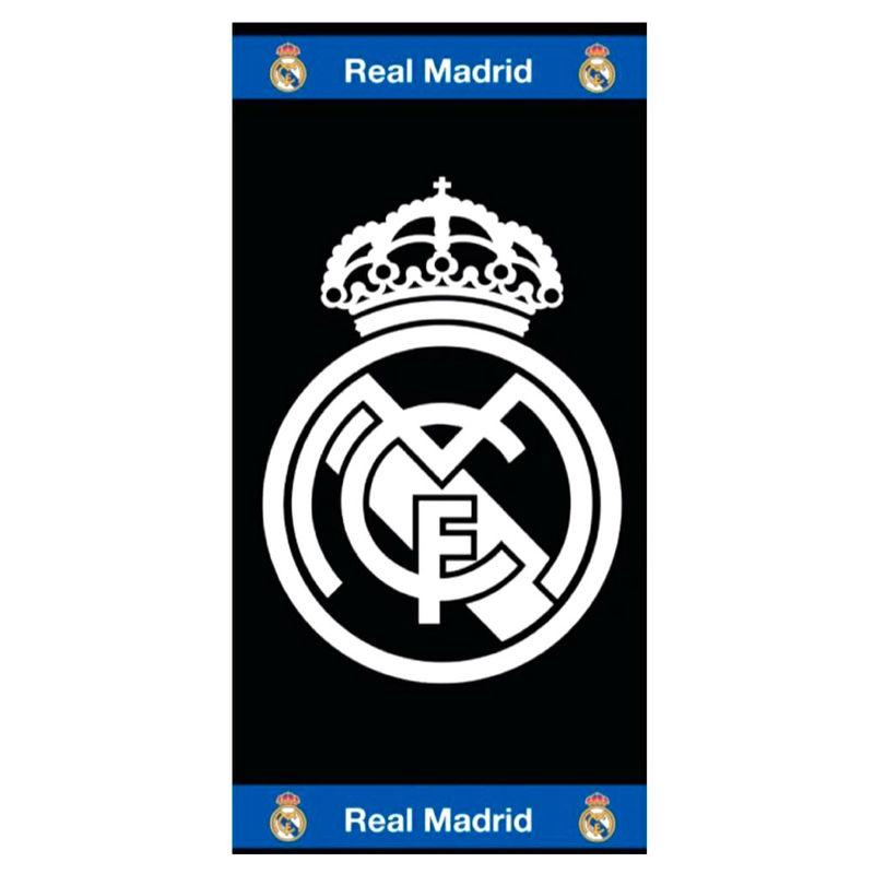 Photo du produit SERVIETTE DE BAIN REAL MADRID