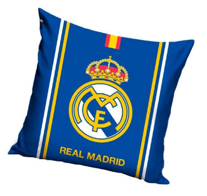 Photo du produit COUSSIN REAL MADRID (40 x 40 cm)