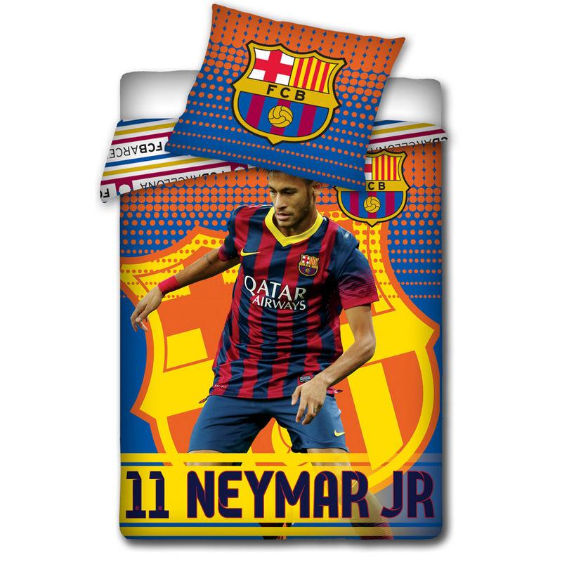 Parure de lit fc barcelone neymar - Parure de lit fc barcelone ...