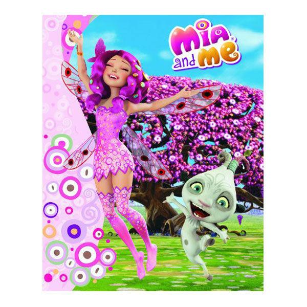 Photo du produit Couverture polaire Mia et moi