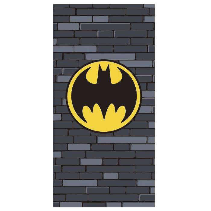 Photo du produit Serviette de plage Batman DC Comics en microfibre