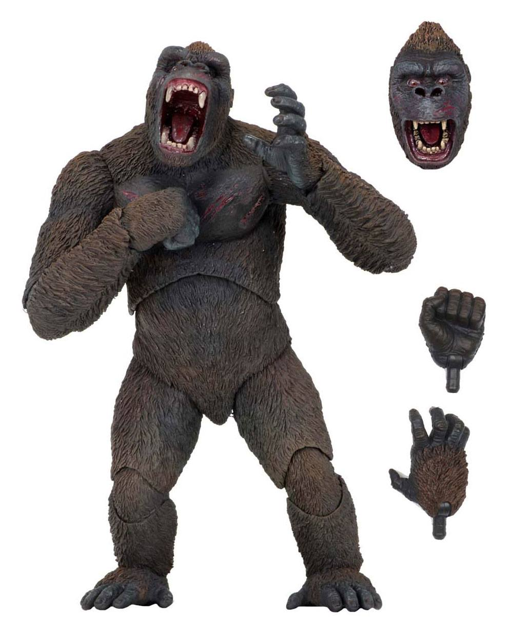 Photo du produit NECA FIGURINE KING KONG 20 CM