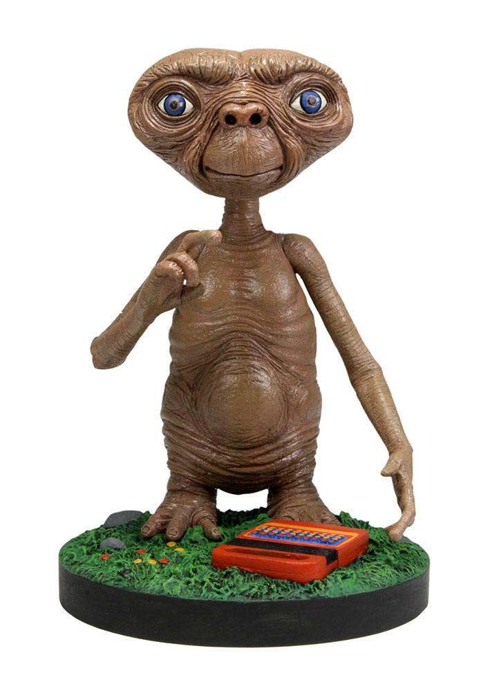 Photo du produit E.T. L´EXTRA-TERRESTRE BOBBLE HEAD E.T. 13 CM