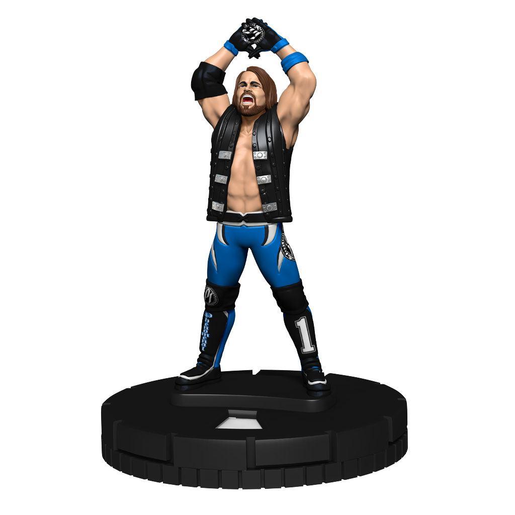 Photo du produit WWE HEROCLIX MINIATURE AJ STYLES