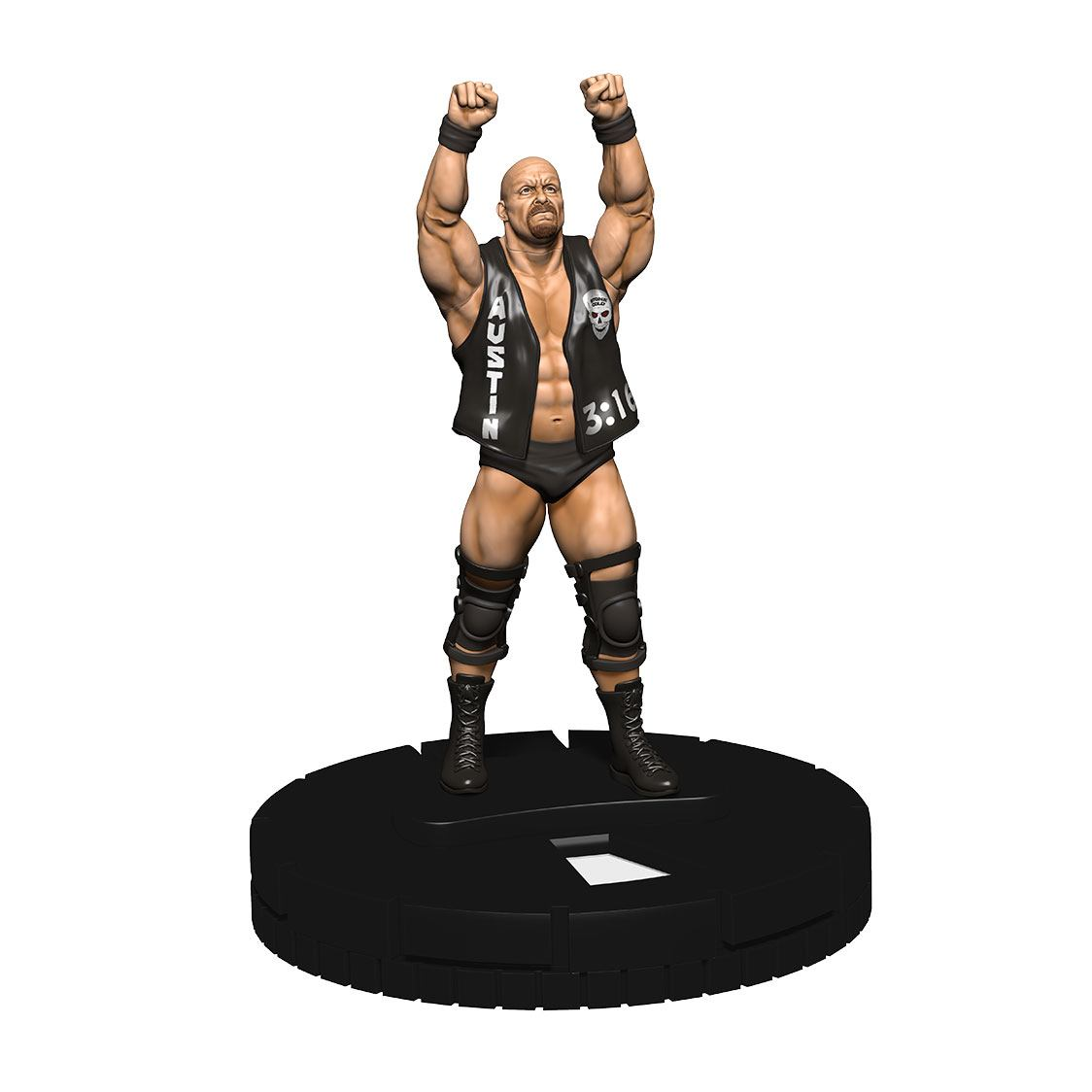 Photo du produit WWE HEROCLIX MINIATURE STONE COLD STEVE AUSTIN
