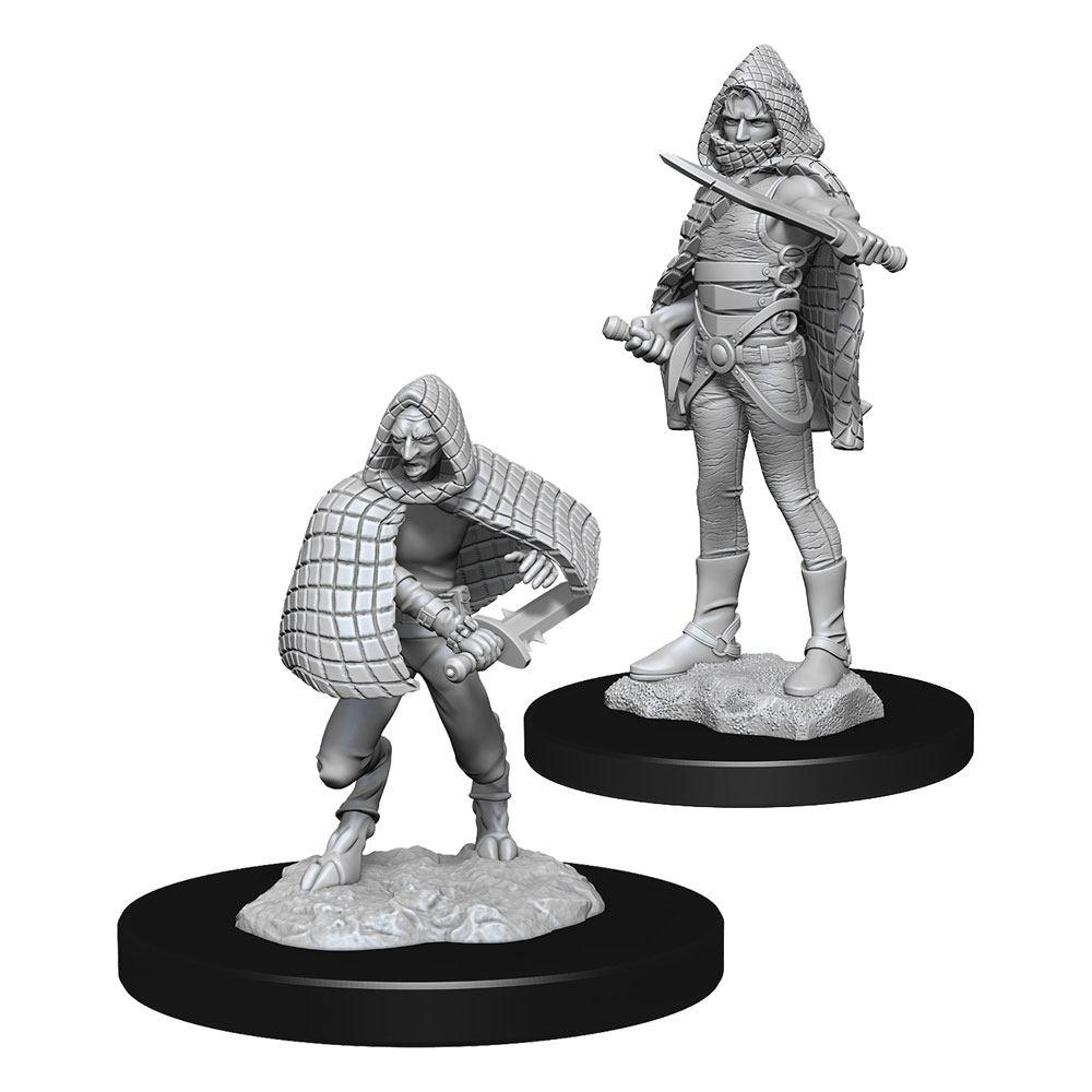 Photo du produit D&D Nolzur's Marvelous Miniatures packs miniatures à peindre Darkling Elder & Darklings (c