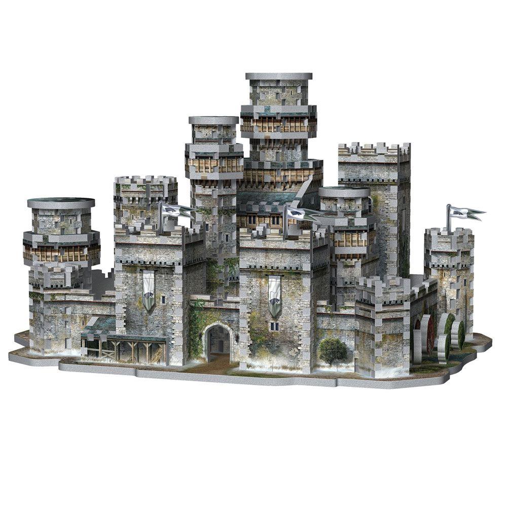 Photo du produit Game of Thrones Puzzle 3D Winterfell