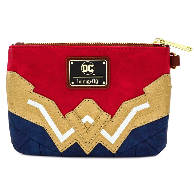 Photo du produit SAC À MAIN WONDER WOMAN DC COMICS LOUNGEFLY