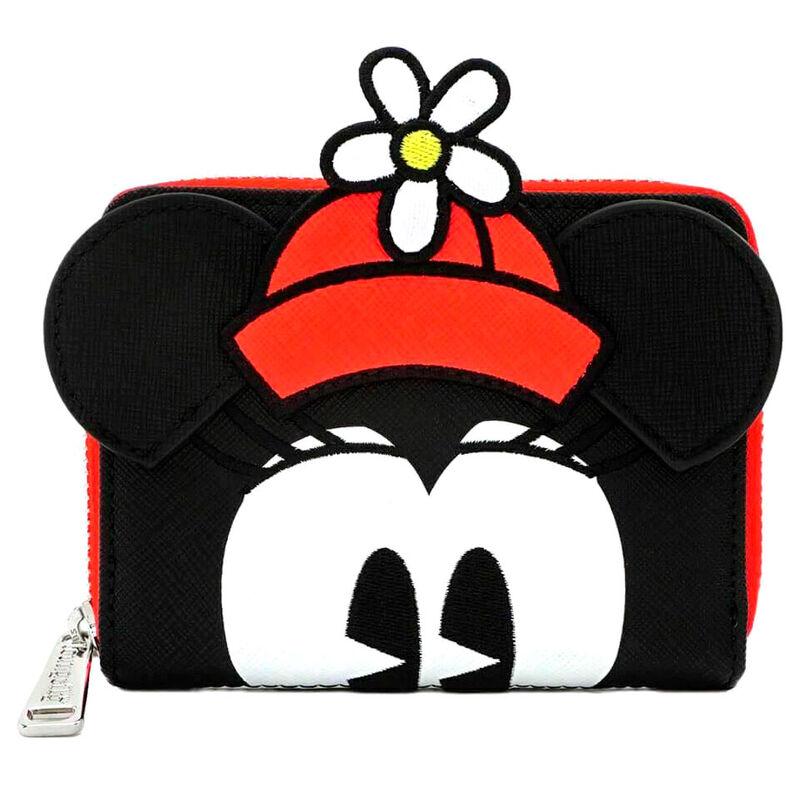 Photo du produit Disney by Loungefly Porte-monnaie Positively Minnie Polka Dots