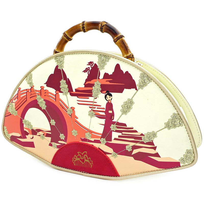 Photo du produit SAC BAMBOO MULAN DISNEY LOUNGEFLY