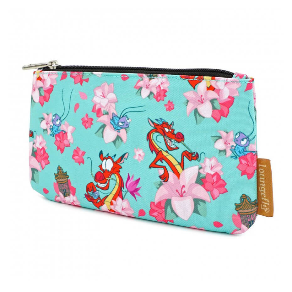Photo du produit TROUSSE MUSHU & CRICKIE MULAN DISNEY LOUNGEFLY