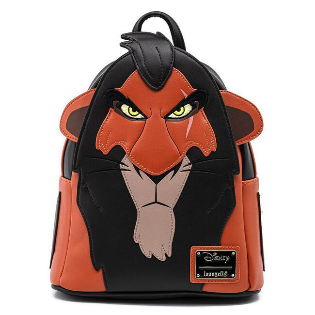 Photo du produit SAC À DOS SCAR LE ROI LION DISNEY LOUNGEFLY