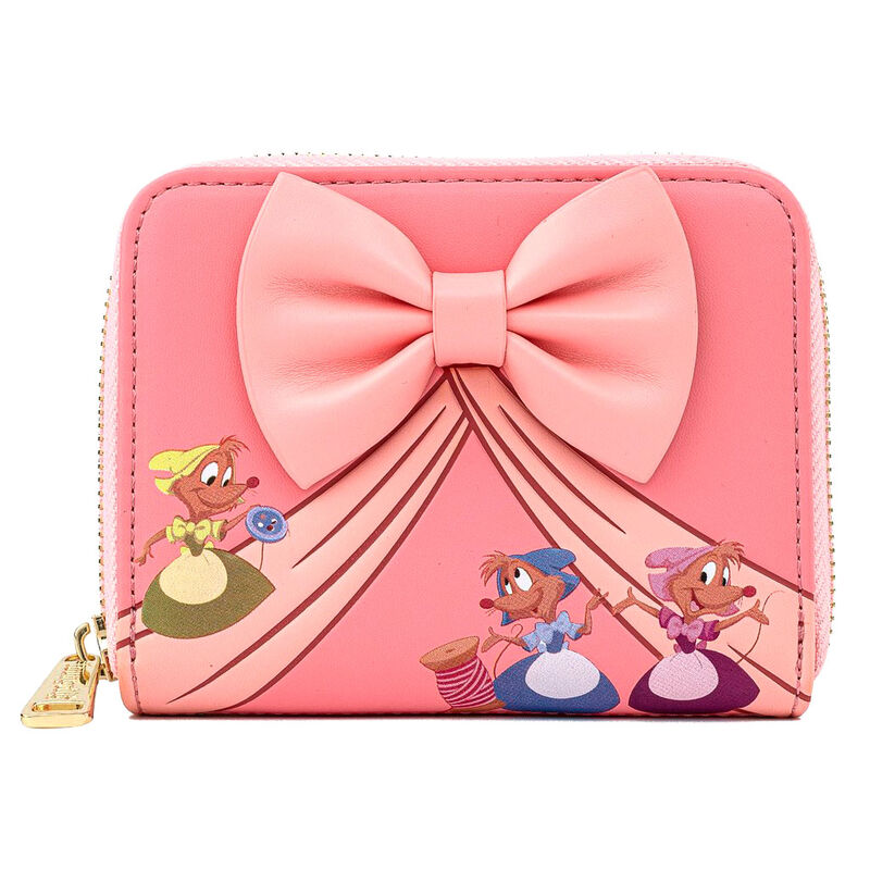 Photo du produit DISNEY LOUNGEFLY PORTE CARTES CENDRILLON