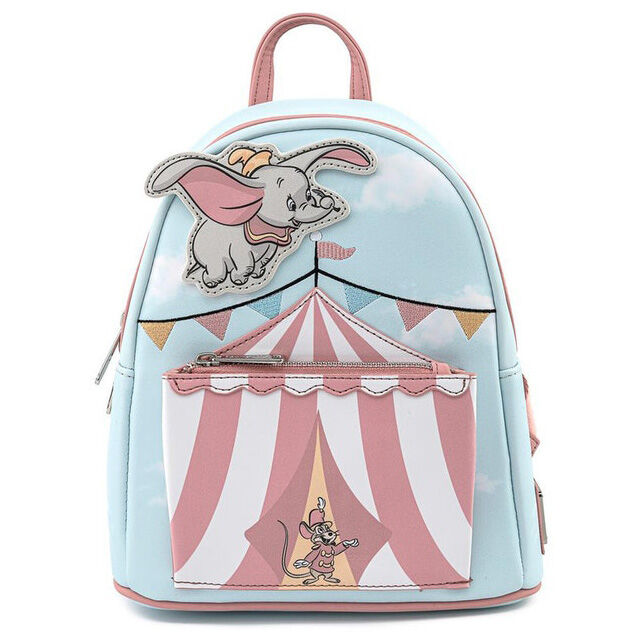 Photo du produit Sac à dos Cirque Dumbo Disney Loungefly