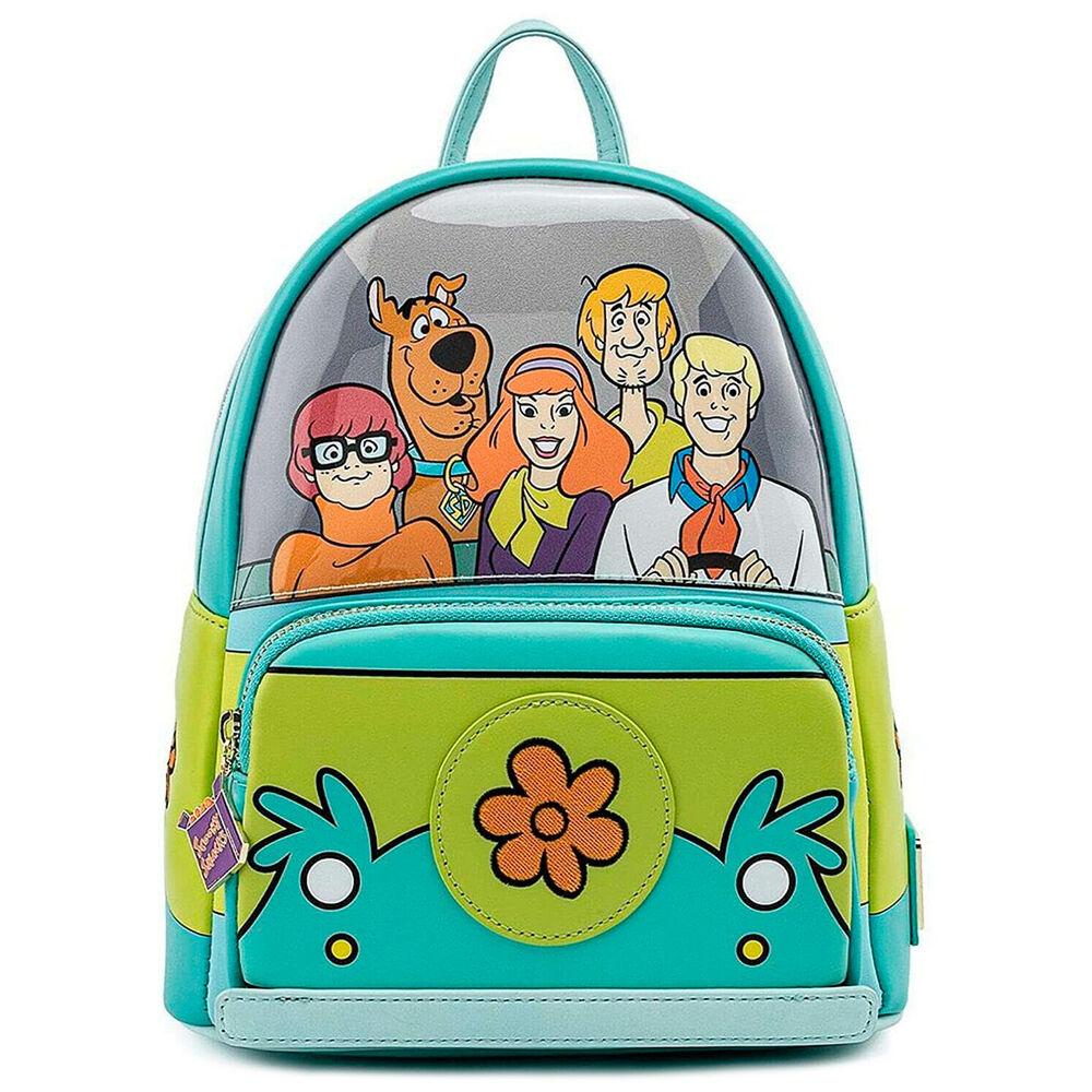 Photo du produit Sac à dos Mystery Machine Scooby Doo Loungefly