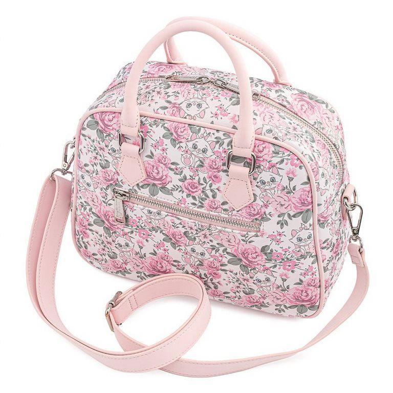 Photo du produit Disney by Loungefly sac à bandoulière Marie Floral AOP
