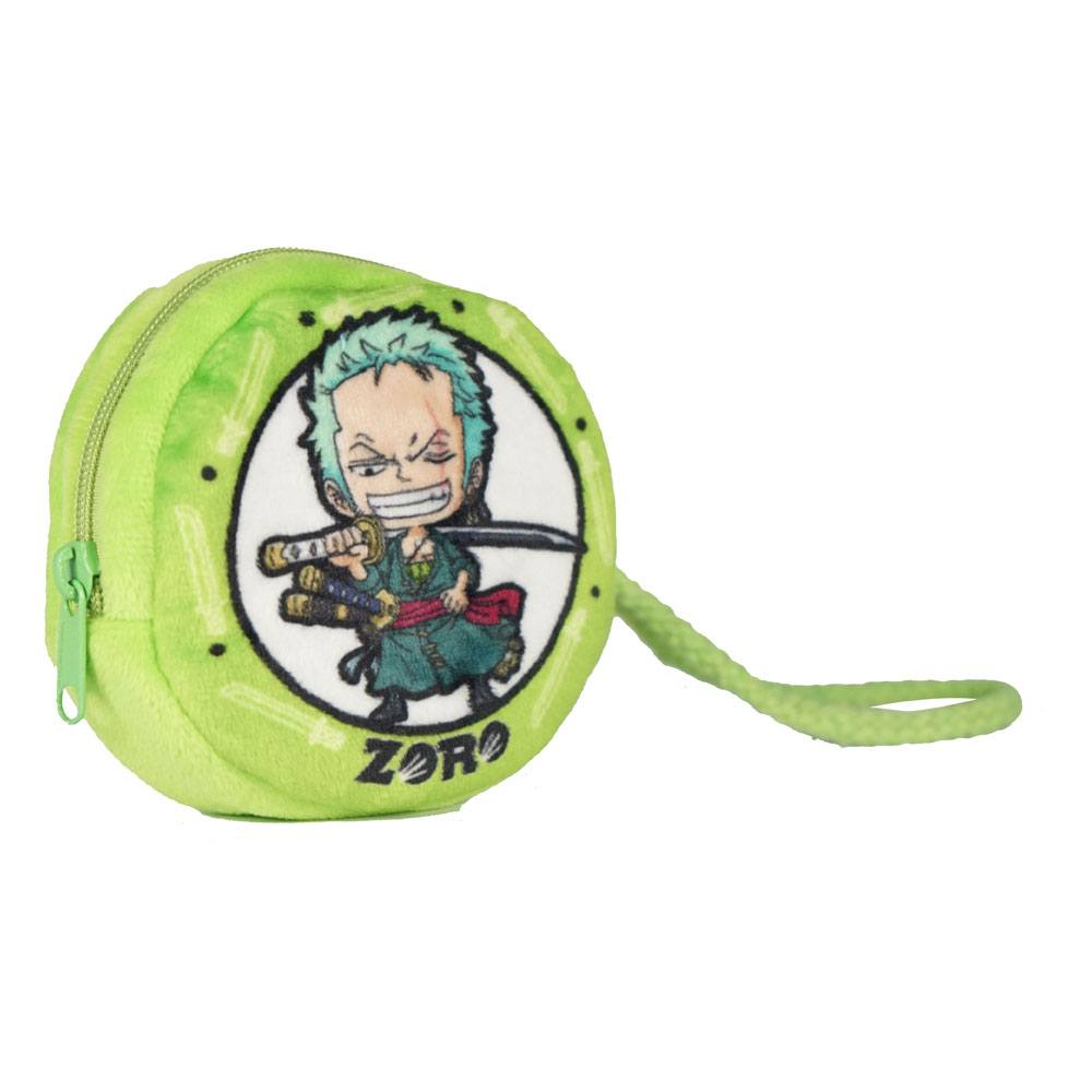 Photo du produit ONE PIECE PORTE-MONNAIE ZORO