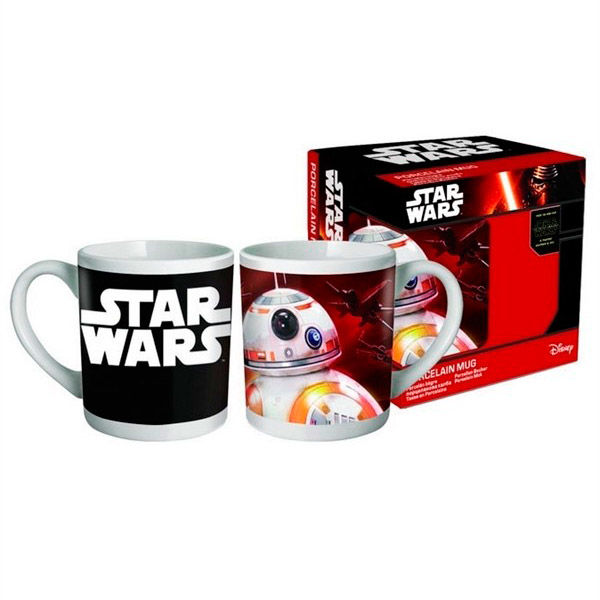 Photo du produit STAR WARS MUG EPISODE VII BB-8