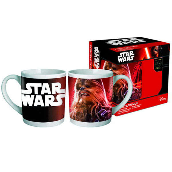 Photo du produit MUG STAR WARS EPISODE VII CHEWBACCA
