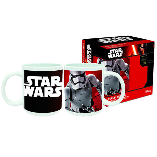 Photo du produit MUG STAR WARS EPISODE VII STORMTROOPER