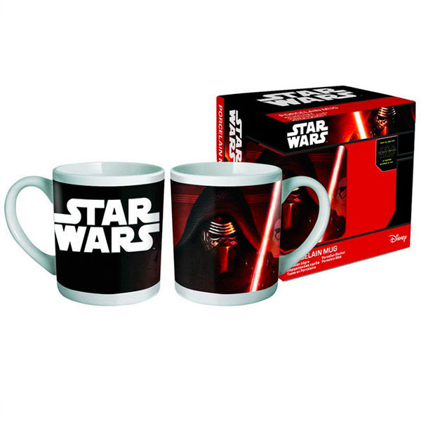 Photo du produit MUG STAR WARS EPISODE VII KYLO REN