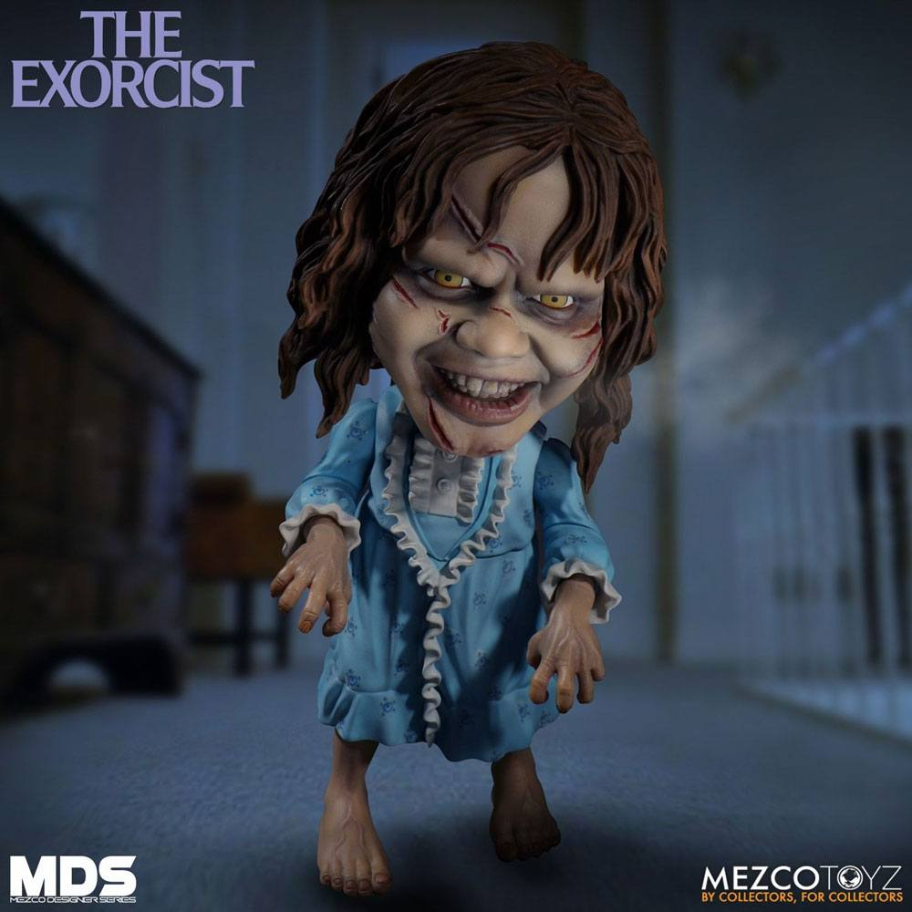 Photo du produit L'EXORCISTE FIGURINE MDS SERIES REGAN MACNEIL 15 CM
