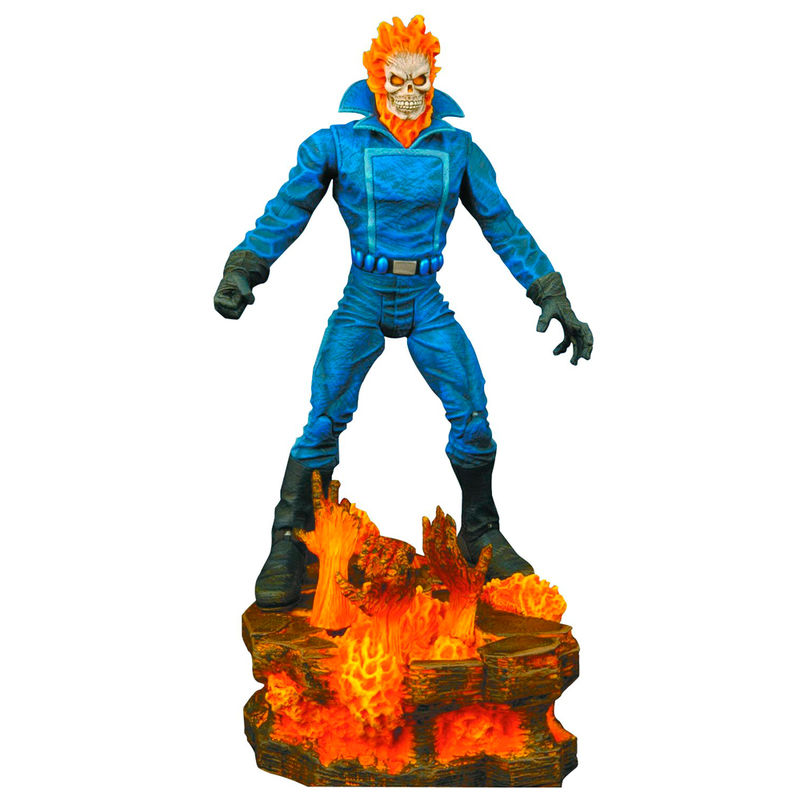 Photo du produit MARVEL SELECT FIGURINE GHOST RIDER 18 CM