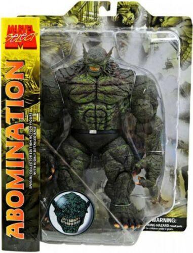 Photo du produit Marvel Select figurine Abomination 23 cm