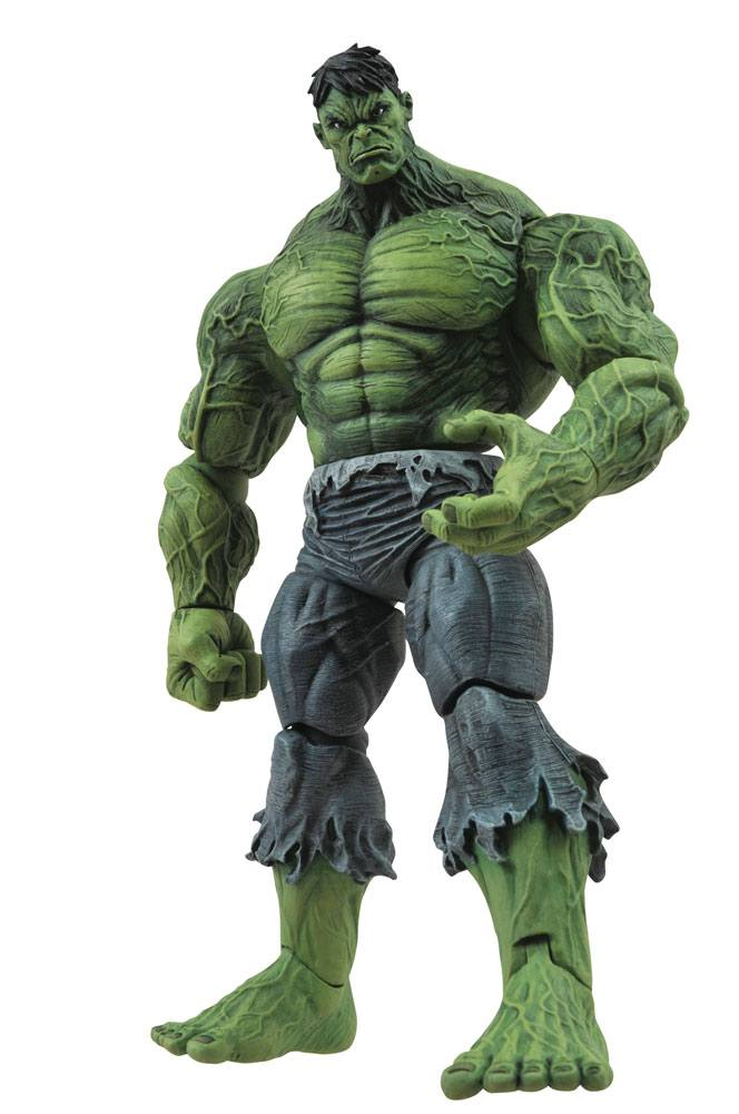 Photo du produit MARVEL SELECT FIGURINE UNLEASHED HULK 18 CM