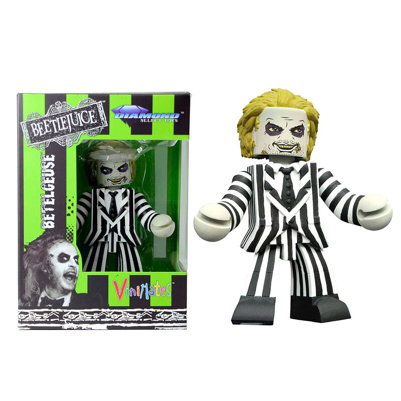 Photo du produit FIGURINE DISNEY VINIMATES BEETLEJUICE