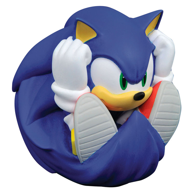 Photo du produit SONIC THE HEDGEHOG TIRELIRE VINYLE SONIC 20 CM