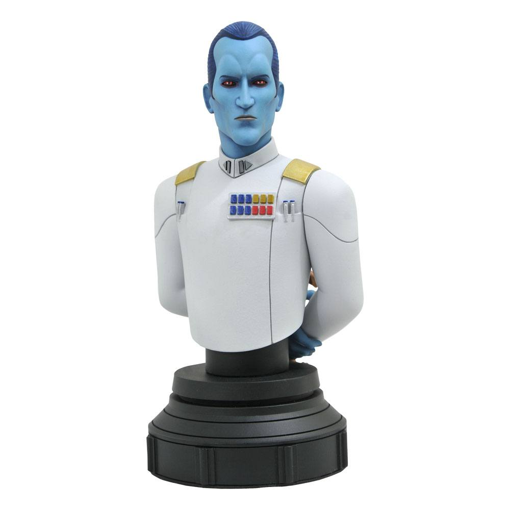 Photo du produit Star Wars Rebels buste 1/7 Grand Admiral Thrawn 15 cm