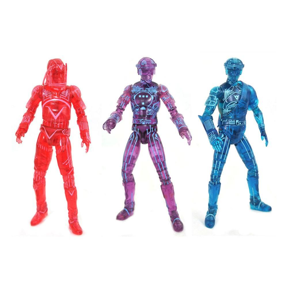 Photo du produit Tron figurines Box Set SDCC 2021 Exclusive