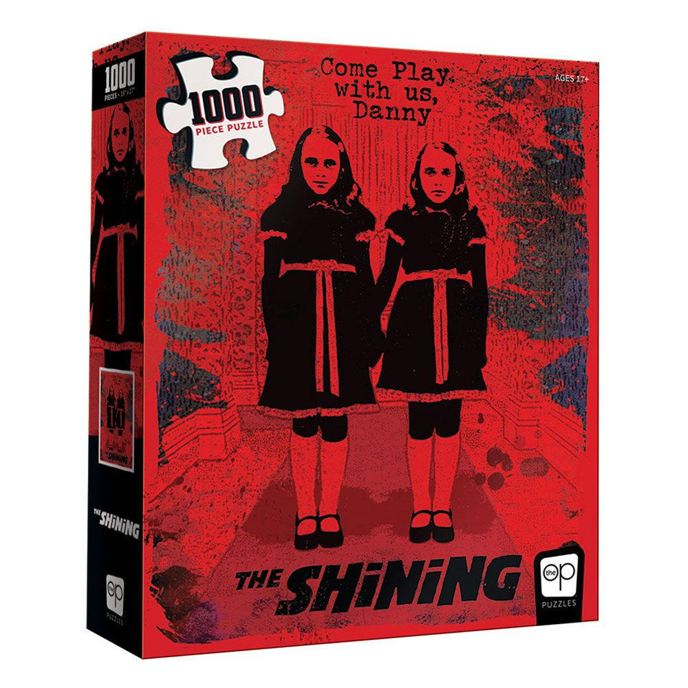 Photo du produit SHINING PUZZLE COME PLAY WITH US (1000 PIÈCES)
