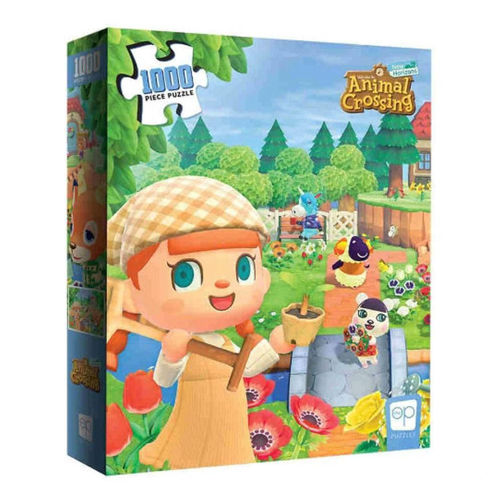 Photo du produit Animal Crossing puzzle New Horizons (1000 pièces)