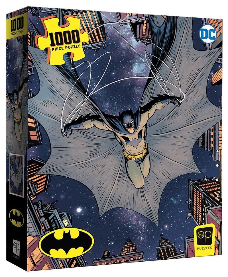 Photo du produit Batman puzzle I Am The Night (1000 pièces)