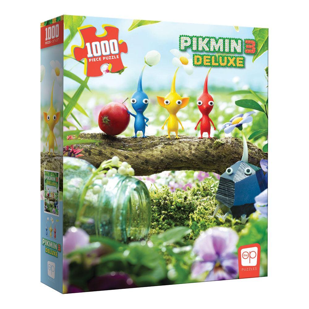 Photo du produit Pikmin puzzle Pikmin 3 Deluxe (1000 pièces)