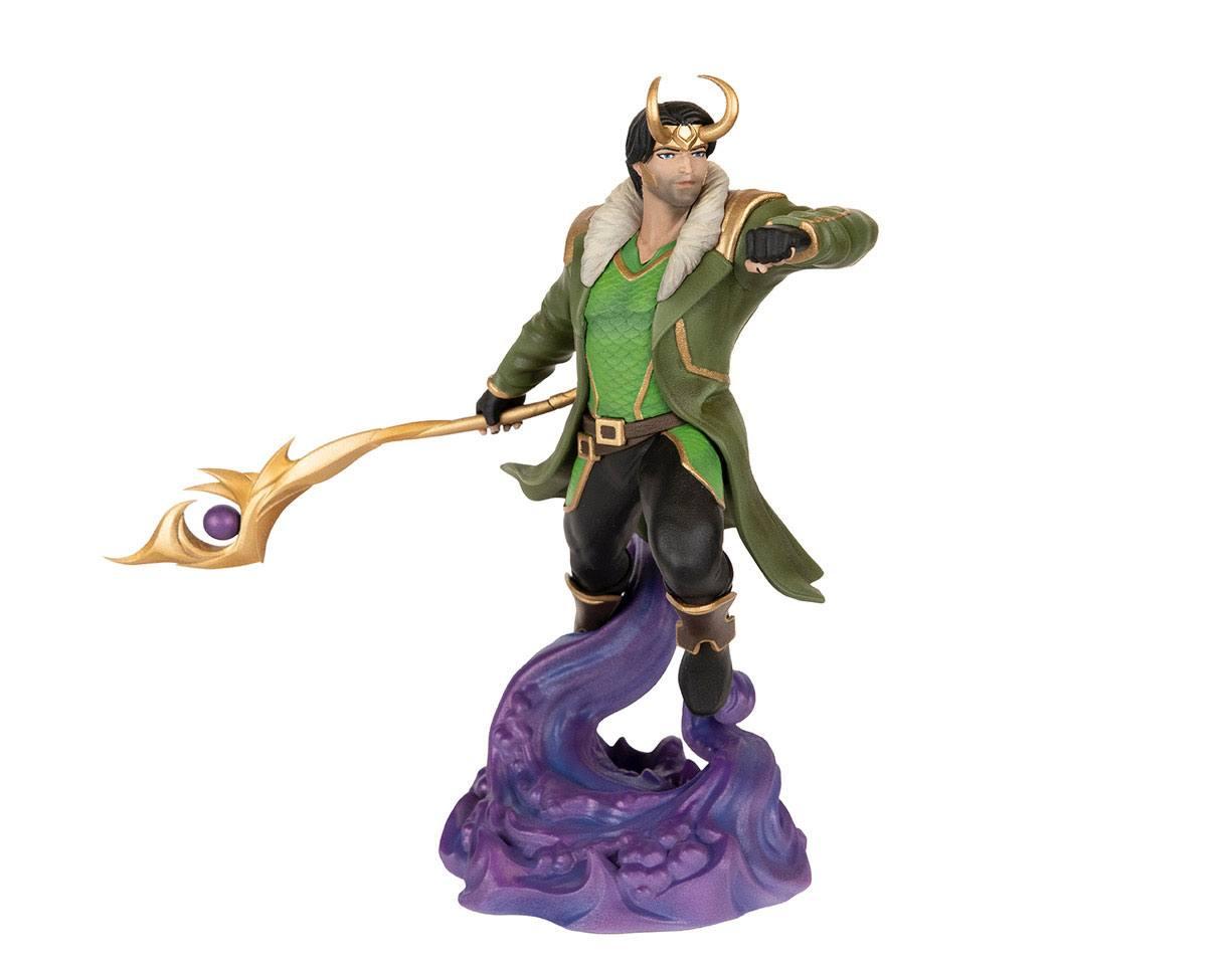 Photo du produit Marvel Contest Of Champions Video Game statuette PVC 1/10 Loki 20 cm