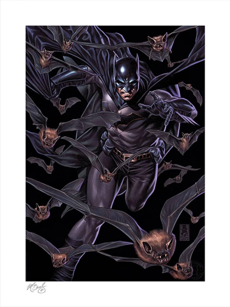 Photo du produit DC COMICS IMPRESSION ART PRINT BATMAN DETECTIVE COMICS 46 X 61 CM - NON ENCADRÉE